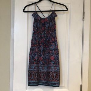 American Eagle Outfitters Paisley Print Sundress